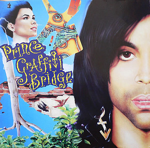 Prince ‎ (Graffiti Bridge) 1990. (2LP). 12. Vinyl. Пластинки. Germany.
