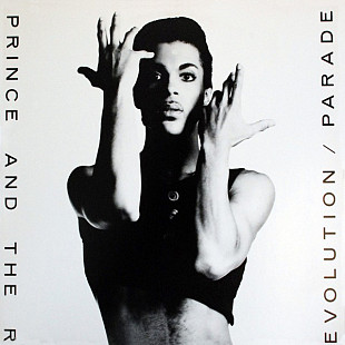Prince And The Revolution ‎ (Parade) 1986. (LP). 12. Vinyl. Пластинка. Germany.