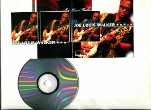 "Продаю CD Joe Louis Walker ""Pasa Tiempo"" – 2002"