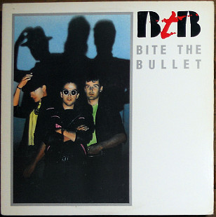 Bite The Bullet ‎– Bite The Bullet (1989)(made in USA)