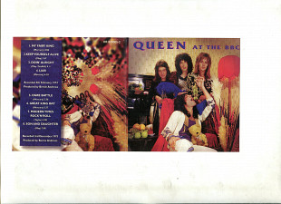 "Продаю CD Queen ""At The BBC"" - 1973"