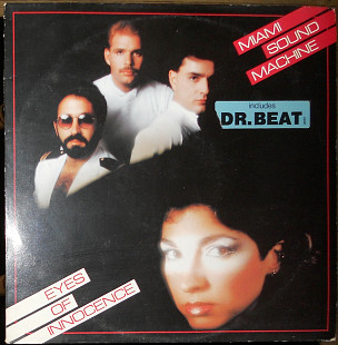 Miami Sound Machine – Eyes of innocence (1984)(made in Holland)