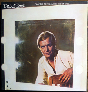 David Soul – Playing to an audience of one (1977)(made in UK)