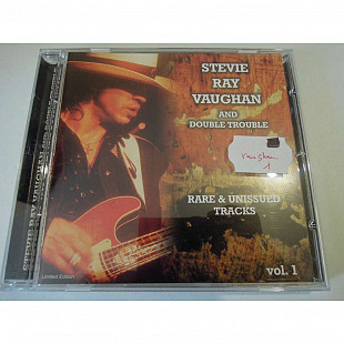 "Продаю 3 CD's Stevie Ray Vaughan and Double Trouble ""Rare & Unissued Tracks"" – 2000"