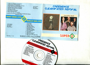 "Продаю CD Creedence Clearwater Revival ""Mardy Grass"" – 1972 / ""Travellin' Band Live"" – 1970"
