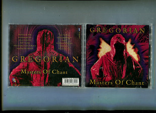 "Продаю 2 CD's Gregorian ""Masters Of Chant"" – 1999 & ""Masters Of Chant. Chapter II"" – 2001"