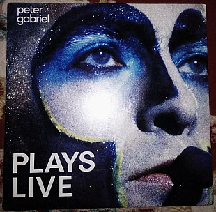 Peter Gabriel ‎– Plays Live