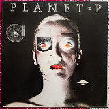 "Planet P (Tony Carey) ‎– ""Planet P"" 1983 Geffen Germ. EX+/EX(ex+/nm-) insert"