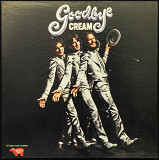 Cream ‎– Goodbye (G/F) 1969 RSO Japan NM-/NM- insert