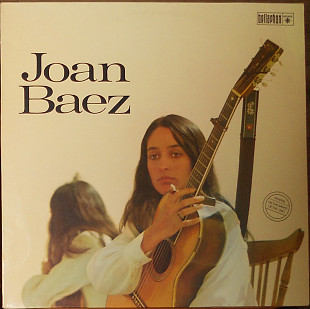 Joan Baez ‎– Joan Baez (1968)(made in Germany)