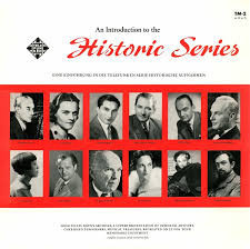 Various - An Introduction to the Telefunken Historic Series (LP, Album, Mono)