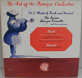 London Baroque Ensemble, Karl Haas, Bach*, Handel* - The Art Of The Baroque Orchestra, Vol. 2: Music