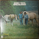 Kris & Rita – Breakaway (1974)(made in USA)