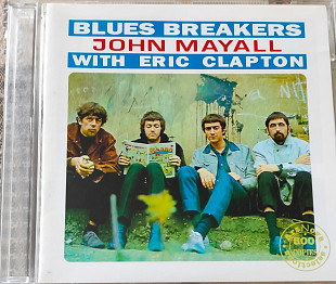 John Mayall & the Bluesbreakers with Eric Clapton (1966)