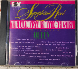 The London Symphony Orchestra Play the Music of Queen (1994)