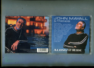 "Продаю CD John Mayall & Friends ""Along For The Ride"" – 2001"