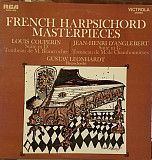 Gustav Leonhardt - French Harpsichord Masterpieces (LP) Label:RCA