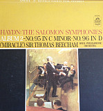 Franz Joseph Haydn*, Sir Thomas Beecham, The Royal Philharmonic Orchestra - The Salomon Symphonies,