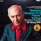 "Beethoven* - Sir Georg Solti*, The Chicago Symphony Orchestra - Symphony No. 6 ""Pastoral"" (LP, Album"