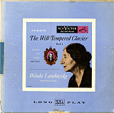 J.S. Bach* - Wanda Landowska - The Well-Tempered Clavier: Book I: Preludes And Fugues Nos. 1-8 (LP,