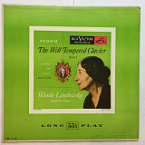 Wanda Landowska, J.S. Bach* - The Well-Tempered Clavier, Book I: Preludes And Fugues Nos. 17–24 (LP,