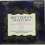 Beethoven*, The London Philharmonic Orchestra, Eduard van Beinum - Beethoven Overtures (LP, Mono)