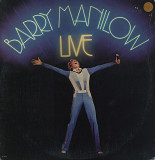 Barry Manilow ‎– 'Live' (US 1977)