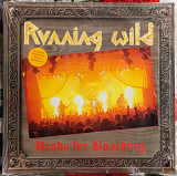 Running Wild ‎– Ready For Boarding 1988 Noise Ger NM-/NM- insert