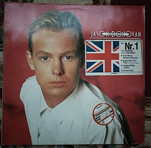 Jason Donovan ‎– Ten Good Reasons
