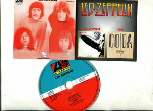 "Продаю CD Led Zeppelin ""Led Zeppelin"" – 1969 / ""Coda"" – 1982"