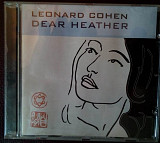 LEONARD COHEN - dear heather (фирменный)