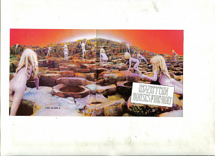 "Продаю CD Led Zeppelin ""Houses Of The Holy"" – 1973"