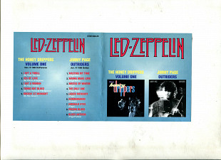 "Продаю CD Led Zeppelin – The Honeydrippers ""Volume One"" / Jimmy Page ""Outriders"""
