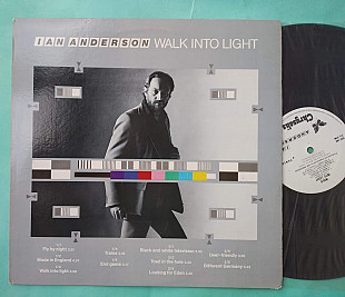 Ian Anderson (Jetro Tull) - Walk Into Light / FV41443 , usa , m-/vg++