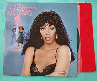 Donna Summer – Bad Girls 1979 , 2lp / usa , vg++/m-