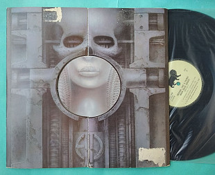 Emerson, Lake & Palmer - Brain Salad Surgery / Manticore ‎– P-10114M , Japan , vg+/m-
