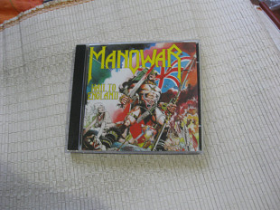 MANOWAR / hail to england / 1984