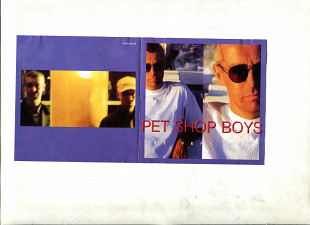 "Продаю CD Pet Shop Boys ""The Very Best"" (1987 – 1996)"