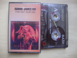 RONNIE JAMES DIO THE ELF ALBUMS