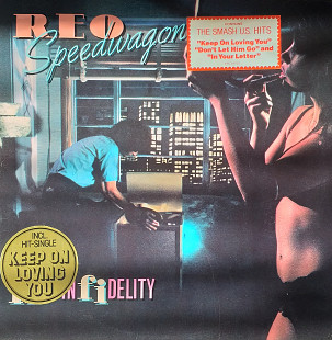 "Reo Speedwagon ""Hi In Fidelity"""
