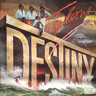 "The Jacksons ""Destiny """