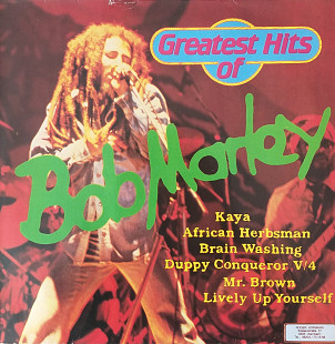 "Bob Marley ""Greatest Hits of"""