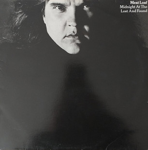 "Meat Loaf ""Midnight at the Lost and Found"