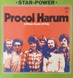"Procol Harum ""A Winter Shade of Pale"""