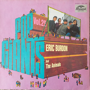 Eric Burdon & the Animals/Pop Giants. Vol 25(1967 -1968)