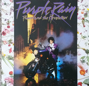 "Prince and the Revolution ""Purple Rain """