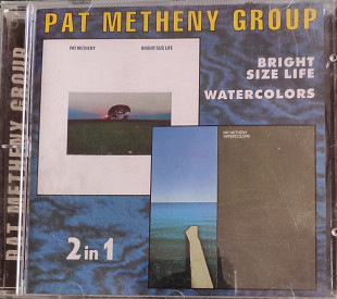 Pat Metheny - Bright Size Life/Watercolors (1975/1977)