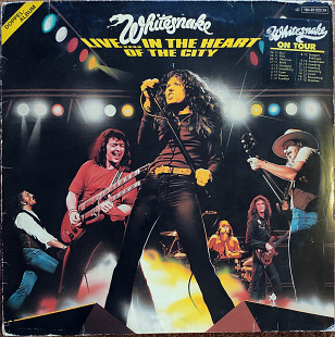 Whitesnake – Live... In The Heart Of The City (2LP)