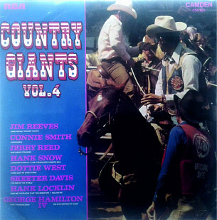 Country Giants vol.4 (Jim Reeves, Jerry Reed, Hank Show….)