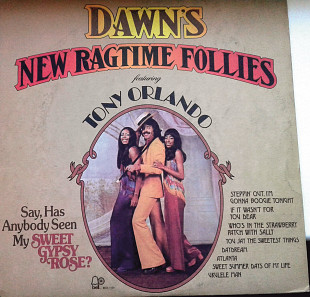 Dawn (featuring Tony Orlando) - Dawn's New Ragtime Follies